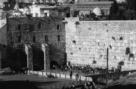 The Wailing_Wall_Jerusalem_1999